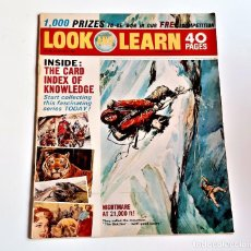 Cómics: LOOK AND LEARN COMIC. Lote 221395925