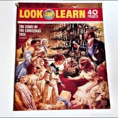 Cómics: LOOK AND LEARN COMIC. Lote 221396380