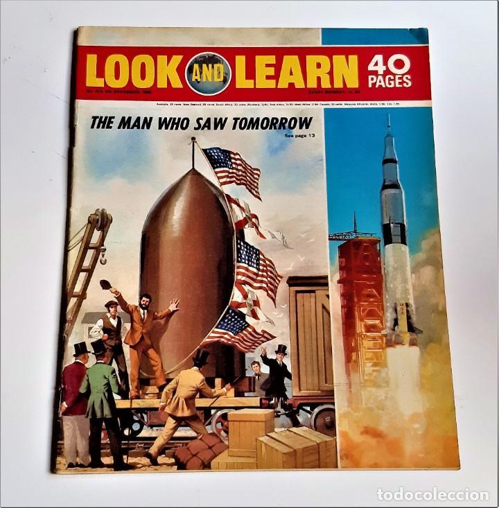 LOOK AND LEARN COMIC (Tebeos y Comics - Comics Lengua Extranjera - Comics Europeos)