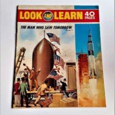 Cómics: LOOK AND LEARN COMIC. Lote 221396503