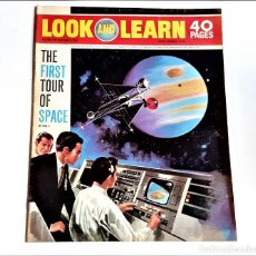 Cómics: LOOK AND LEARN COMIC. Lote 221396757