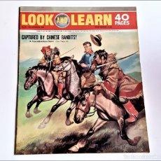 Cómics: LOOK AND LEARN COMIC. Lote 221397158
