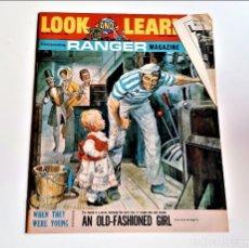 Cómics: LOOK AND LEARN COMIC. Lote 221397291