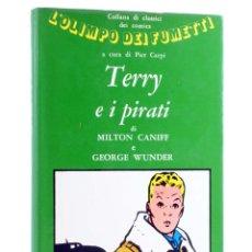 Cómics: L'OLIMPO DEI FUMETTI 1. TERRY E I PIRATI (MILTON CANIFF / GEORGE WUNDER) SUGAR, 1970. Lote 221858306