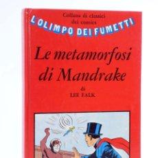 Cómics: L'OLIMPO DEI FUMETTI 14. LE METAMORFOSI DI MANDRAKE (LEE FALK) SUGAR, 1973. Lote 221858325