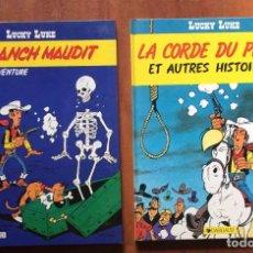 Cómics: LUCKY LUKE. Nº 18 Y 25. DARGAUD EDITEUR. FRANCÉS. Lote 221879220
