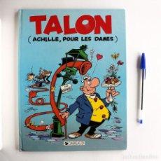 Cómics: AQUILES TALÓN. Lote 221879535