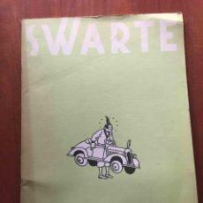 Cómics: SWARTE. JOOST SWARTE. FUTUROPOLIS. FRANCÉS. Lote 222013496