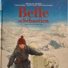 Cómics: BELLE ET SEBASTIEN. Nº 1 12 BIS-XO EDITIONS. FRANCÉS. Lote 222103796