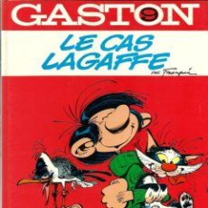 Cómics: FRANQUIN - GASTON Nº 9 - LE CAS LAGAFFE - DUPUIS 1982 - EN FRANCES - MUY BIEN CONSERVADO. Lote 222126018