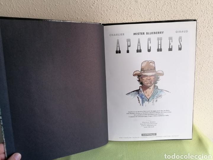 Cómics: Cómic en francés BLUEBERRY -Apaches- Charlier/Giraud. Dargaud (2007) - Foto 4 - 222184003