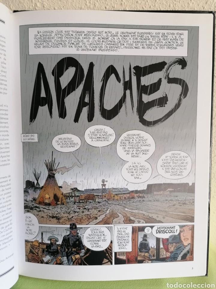 Cómics: Cómic en francés BLUEBERRY -Apaches- Charlier/Giraud. Dargaud (2007) - Foto 9 - 222184003