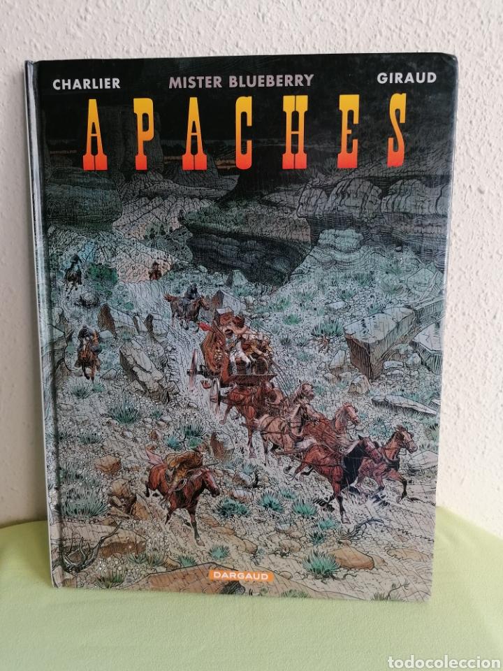 CÓMIC EN FRANCÉS BLUEBERRY -APACHES- CHARLIER/GIRAUD. DARGAUD (2007) (Tebeos y Comics - Comics Lengua Extranjera - Comics Europeos)
