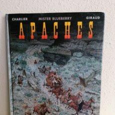 Cómics: CÓMIC EN FRANCÉS BLUEBERRY -APACHES- CHARLIER/GIRAUD. DARGAUD (2007). Lote 222184003
