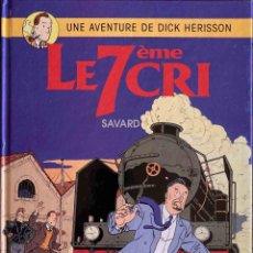Cómics: DICK HÉRISSON. Nº 9. DARGAUD. FRANCÉS. Lote 222227715