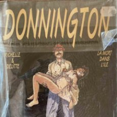 Cómics: DONNINGTON. Nº 3 HELYODE. FRANCÉS. Lote 222234721