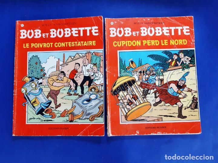 Cómics: BOB ET BOBETTE LOTE DE 10 NUMEROS EDICIONES ERASME BRUSELAS-VER NUMERACION - Foto 5 - 222237502