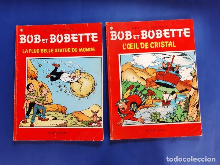 Cómics: BOB ET BOBETTE LOTE DE 10 NUMEROS EDICIONES ERASME BRUSELAS-VER NUMERACION - Foto 6 - 222237502