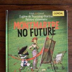 Cómics: EUGENE DE TOURCOING-STARTREC. COMPLETA. CASTERMAN. FRANCÉS. Lote 222250742