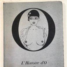 Cómics: L´HISTORIE D'O DI GUIDO CREPAX - OLYMPIA PRESS ITALIA 1976 - EN ITALIANO - GCH1. Lote 222330680