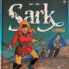 Cómics: SARK. COLECCIÓN COMPLETA. 2 TOMOS. GLENAT. FRANCÉS. Lote 222383446