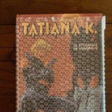 Cómics: TATIANA K. Nº 3 DARGAUD EDITEUR. FRANCÉS. Lote 222384345