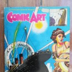 Cómics: COMIC ART Nº 48. REVISTA DE COMIC EN ITALIANO. Lote 222714481