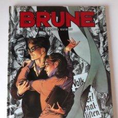 Cómics: BRUNE - EMMANUEL GUIBERT - ALBIN MICHEL (EN FRANCÉS). Lote 222819177