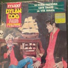 Cómics: MAXI DYLAN DOG - EDICIÓN ITALIANA. Lote 223059065