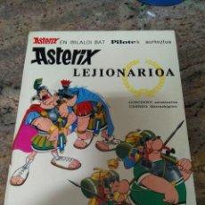 Cómics: ASTERIX LEJIONARIOA 1976 EUSKARAZ VASCO BASQUE. Lote 223115807