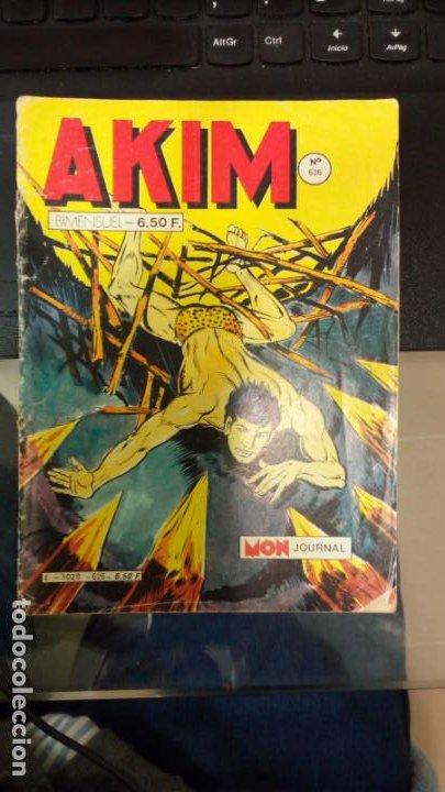AKIM 626 CON 130 PAGINAS EN FRANCES (Tebeos y Comics - Comics Lengua Extranjera - Comics Europeos)