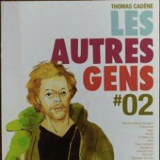 Cómics: COMIC LES AUTRES GENS #2. Lote 227123210