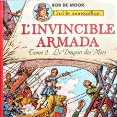 Cómics: LA ARMADA INVENCIBLE.TOMO 2. L'INVINCIBLE ARMADA.BOB DE MOOR.FRANCAISE.. Lote 228863400