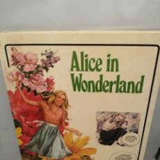 Cómics: ALICE IN WONDERLAND (FIRST EDITION). Lote 229677995