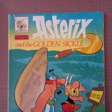Cómics: COMIC ASTERIX AND THE GOLDEN SICKLE, EN INGLES Nº 2 EDICIONES EL PRADO. Lote 230526050