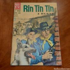 Cómics: ITALIANO RIN TIN TIN NÚM 62 VEDETTE DELLA T. V. MILANO 1965. Lote 232856685