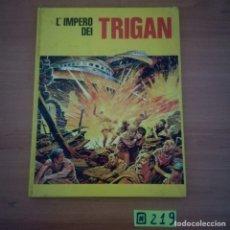 Cómics: EL IMPERIO DE TRIGAN ITALIANO. Lote 233833565