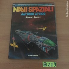 Cómics: SPACECRAFT 2000-2100, A.D.. Lote 234130155