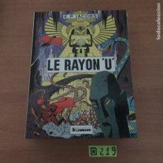 Cómics: LE RAYON U. Lote 234133060