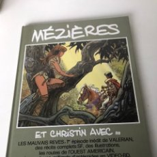 Cómics: MEZIERES - ET CHSISTIN AVEC. Lote 234177315