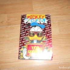 Cómics: MICKEY PARADE - TOP SECRET - EN FRANCES. DISPONGO DE MAS LIBROS. Lote 235311465