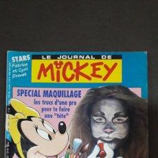 Cómics: REVISTA LE JOURNAL DE MICKEY N.2132(ABRIL 1993). Lote 235714055