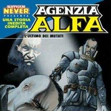 Cómics: FUMETTO AGENZIA ALFA N.10 - L SEGRETO DEI MUTATI - SERGIO BONELLI ED.. Lote 235844520