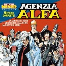 Cómics: FUMETTO AGENZIA ALFA N.1 - LA CARTA DELLA TORRE - SERGIO BONELLI ED.. Lote 235844525