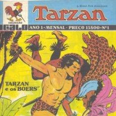 Cómics: TARZÁN Y LOS BOERS. COLECCIÓN GALLO. Lote 236017070
