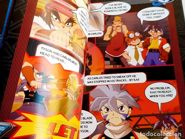 Cómics: BEYBLADE THE ANNUAL 2003 - 22 X 31.CM - Foto 3 - 236230785