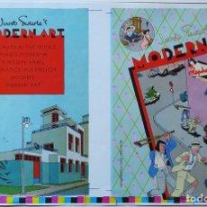 Cómics: JOOST SWARTE. PRUEBA IMPRENTA PORTADA ÁLBUM MODERN ART. AMSTERDAM 1980. Lote 236311520