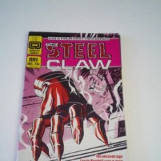 Cómics: THE STEEL CLAW - 4 IN A FOUR PART MINI-SERIES - QUALITY COMICS - COMPLETA- EN INGLES - GORBAUD. Lote 238364895