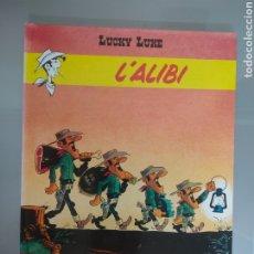 Cómics: LUCKY LUKE L'ALIBI DARGAUD 2002 FRANCÉS. Lote 238499675