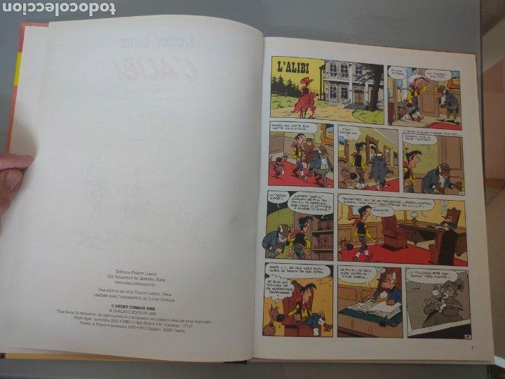 Cómics: LUCKY LUKE LALIBI DARGAUD 2002 FRANCÉS - Foto 4 - 238499675